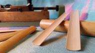 gouged bassoon cane